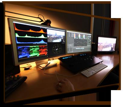 Post-produzione e computer grafica